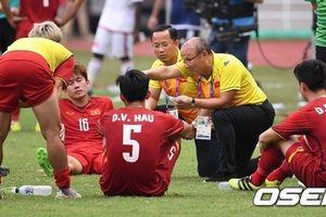 AFF Cup còn 12 ngày: HLV Park Hang Seo lo toan gì?