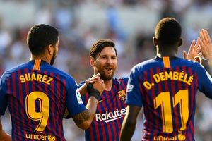 Griezmann: Không Messi, Barca vẫn thắng Real Madrid