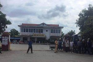 Quảng Bình: Đâm chết tài xế xe khách do mâu thuẫn, hai thanh niên bỏ trốn