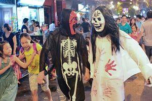 Những địa điểm nào có thể đi chơi Halloween 2018 ở Hà Nội?