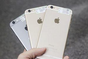 Nhập lậu 45 điện thoại Iphone cũ, bị phạt 20 triệu đồng