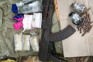 Tiêu diệt một kẻ buôn ma túy đấu súng với cảnh sát