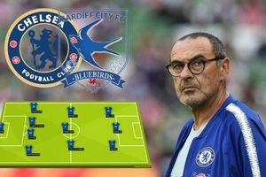 Maurizio Sarri: 'Chelsea phải cải thiện hệ thống phòng ngự nếu muốn vô địch năm nay'