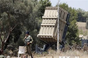 Hamas bắn ít nhất 16 quả rocket vào một số khu vực của Israel