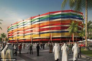Qatar lo ngại World Cup 2022 phải diễn ra trong ngập lụt
