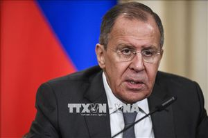 Nga sẵn sàng hỗ trợ tổ chức đối thoại Syria
