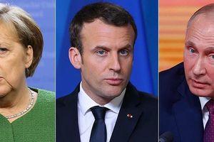Thổ Nhĩ Kỳ 'chiêu mộ' Pháp-Đức cùng hợp lực, vị thế Nga ở Syria đang chao đảo?