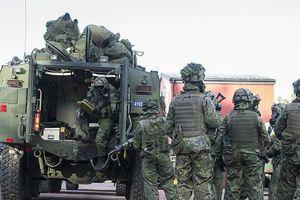 Củng cố kho vũ khí ở châu Âu, Mỹ tăng cường đề phòng Nga?