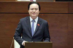 Bộ trưởng Phùng Xuân Nhạ: 'Kỳ thi nào cũng có vi phạm'