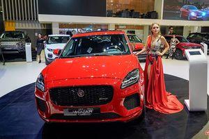 Jaguar E-PACE chính thức trình làng thị trường Việt, giá từ 2,959 tỷ đồng