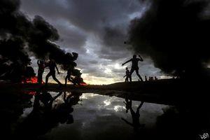 Dân quân Palestine phóng tên lửa, Israel không kích dữ dội dải Gaza