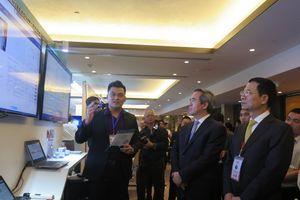 Viettel tham gia hội thảo và triển lãm quốc tế về Smart IoT Việt Nam 2018