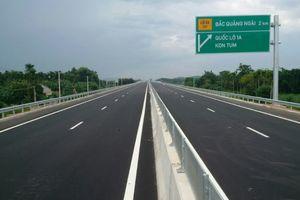 Cao tốc Đà Nẵng - Quảng Ngãi bắt đầu thu phí trở lại