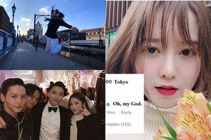 Song Hye Kyo đăng hình ở Cuba, Seungri cùng Sandara Park xuất hiện sau tin hẹn hò - Ahn Jae Hyun 'shock' với nhan sắc của vợ