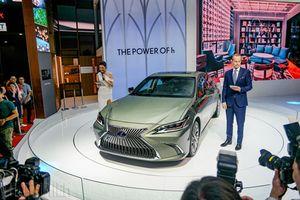 Lexus: Xe sang Nhật duy nhất tại Vietnam Motor Show 2018