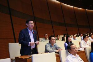 Phó Thủ tướng Vương Đình Huệ nói về chất lượng tăng trưởng của nền kinh tế