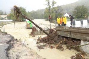 Nga: Gần 7000 người bị ảnh hưởng bởi lũ lụt