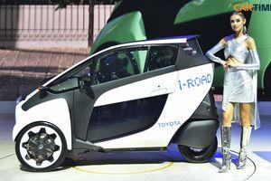 Cận cảnh xe concept lạ nhất tại Triển lãm ô tô Việt Nam 2018