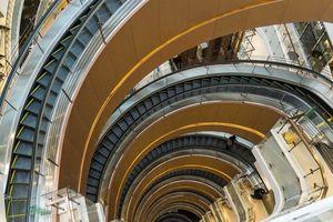 Những công trình thang cuốn bá đạo nhất thế giới