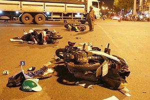 Tai nạn giao thông do lái xe say rượu: Xử phạt chưa nghiêm, tai nạn càng nhiều