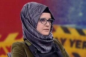 Hôn thê của nhà báo Khashoggi bất ngờ 'tố' Mỹ