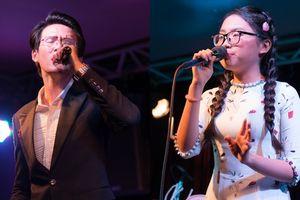 Phương Mỹ Chi khoe giọng với hit 'Vùng lá me bay' của Như Quỳnh