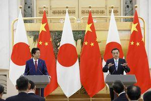 'Kỷ nguyên mới' trong quan hệ Trung - Nhật