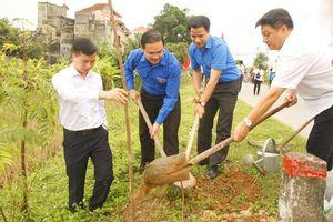 Khởi động chương trình mỗi năm trồng 10.000 cây xanh cho cộng đồng