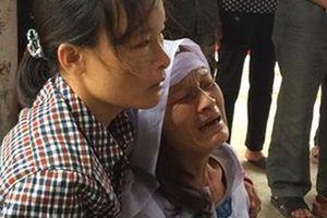 Vụ 4 công nhân tử vong vì điện giật: Tang tóc trùm lên xóm nghèo