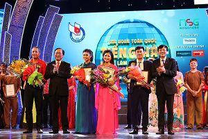 Chung kết Liên hoan toàn quốc Tiếng hát Người làm báo Việt Nam mở rộng lần thứ VI – năm 2018