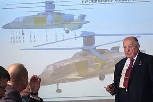 Nga 'vô tình' để lộ thiết kế trực thăng siêu tốc thế hệ mới