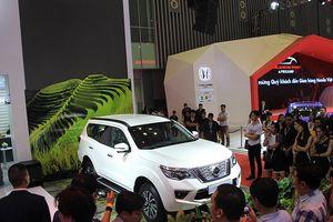 Nissan Terra sẽ bán ra tại Việt Nam vào tháng 11, giá từ 1 - 1,2 tỷ đồng
