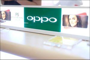 Oppo bất ngờ tăng trưởng mạnh tại Việt Nam