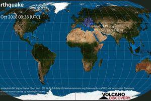 Romania: Trận động đất mạnh nhất trong 14 năm