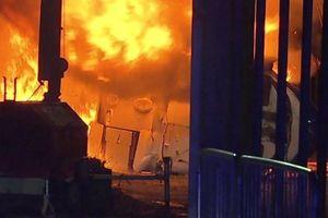 BBC khẳng định: Tỉ phú Vichai có trong trực thăng gặp nạn