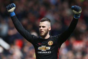 De Gea khẳng định đang rất hạnh phúc cùng Manchester United