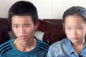 Hai học sinh về nhà sau nửa tháng 'mất tích'