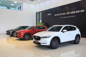 Mazda CX-5 thêm 3 màu mới ở Việt Nam
