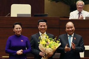 Điểm nhấn công nghệ tuần: Ông Nguyễn Mạnh Hùng làm Bộ trưởng Thông tin và Truyền thông