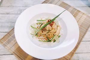 Pad Thái, món ăn đặc trưng của người Thái