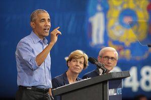 Cựu Tổng thống Obama 'lật tung' chính trường trước bầu cử giữa kỳ Mỹ