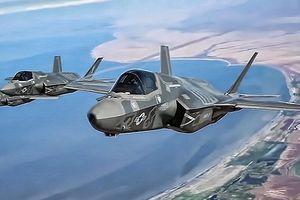 F-35 nằm đất, vẫn được khen tốt, rẻ hơn Typhoon của Anh