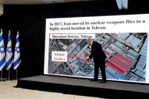 Mossad đã phát hiện bí mật hạt nhân của Iran?