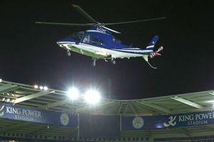 Leicester lên tiếng trước tai nạn trực thăng của Tỷ phú Thái