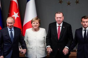 Hội nghị Thượng đỉnh 4 bên về Syria