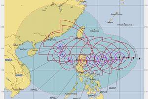Công điện chỉ đạo ứng phó siêu bão gần Biển Đông