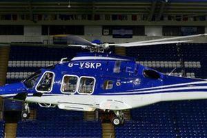 SỐC: Máy bay trực thăng của chủ tịch CLB Leicester gặp tai nạn kinh hoàng