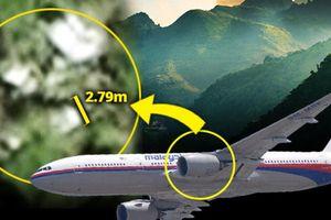 NÓNG: Đã tìm thấy động cơ MH370 trong rừng Campuchia?