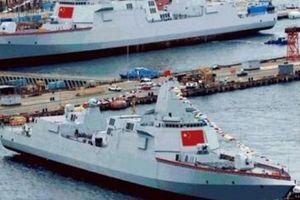 So sánh thực lực giữa hải quân Mỹ và Trung Quốc
