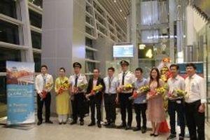 VNA khai trương đường bay Đà Nẵng - Osaka